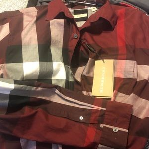 Burberry Brit men's shirt